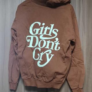 ジーディーシー(GDC)のGirls Don't Cry GDC Logo Hoody ガルドン Mサイズ(パーカー)