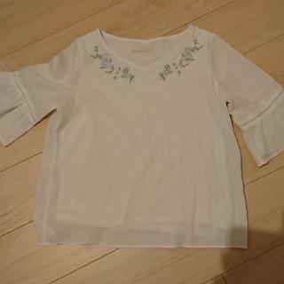 エニィスィス(anySiS)のカットソー(Tシャツ/カットソー(七分/長袖))