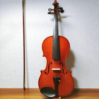 【天然杢良個体】スズキ 4/4 No.330 バイオリン 1998(ヴァイオリン)