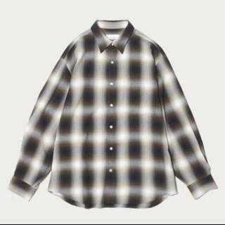 フィーニー(PHEENY)のpheeny フィー二ー オンブレチェックシャツ シャツ(シャツ/ブラウス(長袖/七分))