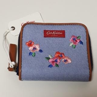 キャスキッドソン(Cath Kidston)の☆限界価格☆ 新品 キャスキッドソン 財布 ウォレット ブルー(財布)
