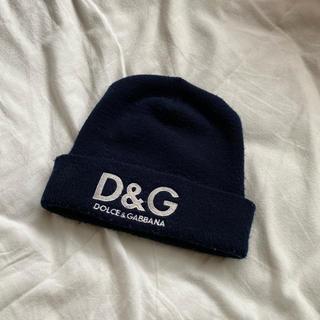 ドルチェアンドガッバーナ(DOLCE&GABBANA)のDOLCE&GABBANA ニット帽(ニット帽/ビーニー)