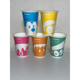 ショウガクカン(小学館)のMcDonald's McShake×Doraemon オリジナルカップ セット(キャラクターグッズ)