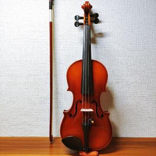 【良乾燥良反響】スズキ No.280 1/8 バイオリン 1978(ヴァイオリン)