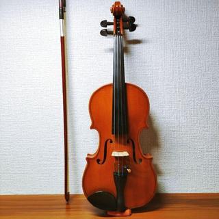 【天然美杢】スズキ No.330 1/8 バイオリン 1987(ヴァイオリン)