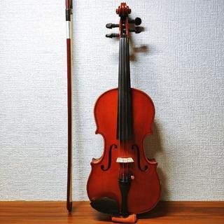 【深紅美杢】スズキ No.330 1/8 バイオリン 2000(ヴァイオリン)