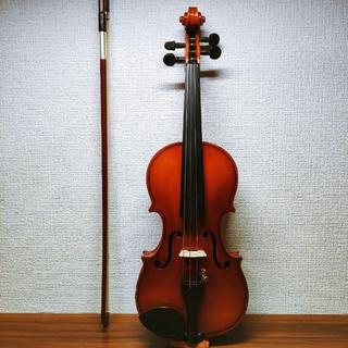 【一枚板良杢】スズキ No.300 1/8 バイオリン 1977(ヴァイオリン)