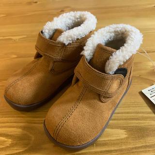 ムジルシリョウヒン(MUJI (無印良品))の//値下げします// 子ども 靴 無印良品 14cm(ブーツ)