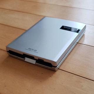 アイオーデータ(IODATA)のIO-DATA MO640 ポータブルMOドライブ(PC周辺機器)
