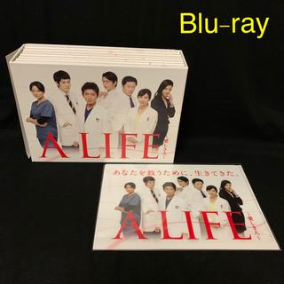 スマップ(SMAP)のA LIFE~愛しき人~ Blu-ray BOX〈6枚組〉 国内正規品(TVドラマ)
