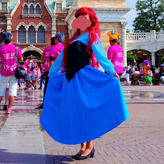 ディズニー(Disney)の値下げしました♡アリエル♡衣装(その他)