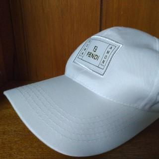 FENDI - 【FENDI】フェンディ キャップ 帽子 ブランド