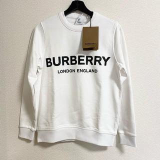 バーバリー(BURBERRY)の新品 100%本物 Burberry  ロゴ スウェット トレーナー バーバリー(トレーナー/スウェット)