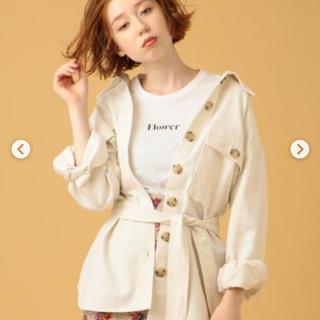 デイシー(deicy)のdeicy flower Tシャツ(Tシャツ/カットソー(半袖/袖なし))
