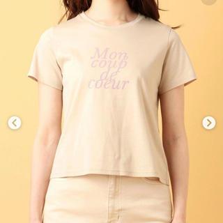 デイシー(deicy)のdeicy mon coup de coeur Tシャツ(Tシャツ(半袖/袖なし))