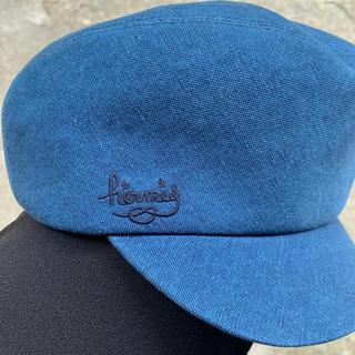 エルメス(Hermes)のエルメス 帽子(キャスケット)