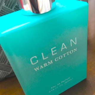 クリーン(CLEAN)の◉専用◉CLEAN ウォームコットン 60ml(ユニセックス)