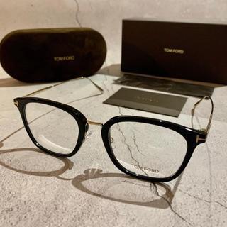 トムフォード(TOM FORD)の新品 トムフォード TF5570 FT5570 001 メガネ サングラス(サングラス/メガネ)