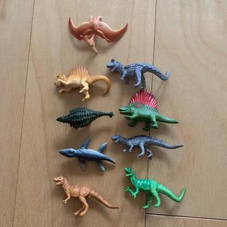 恐竜 フィギュア 9体(その他)