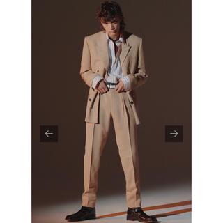 ジョンローレンスサリバン(JOHN LAWRENCE SULLIVAN)のLITTLEBIG 20ss ストライプシャツ サイズ1(シャツ)
