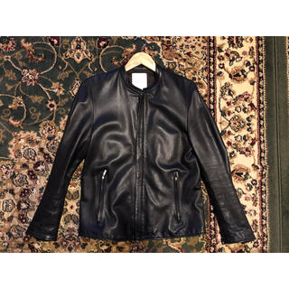 Library Leather Jacket