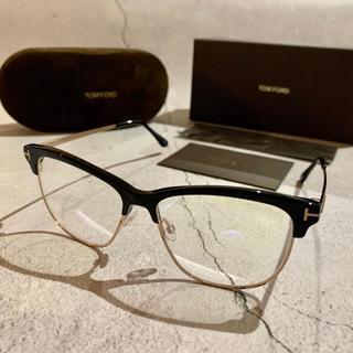 トムフォード(TOM FORD)の新品 トムフォード TF5546 FT5546 001 メガネ サングラス(サングラス/メガネ)