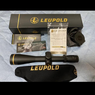 Leupold VX-6 4×24×52m(その他)