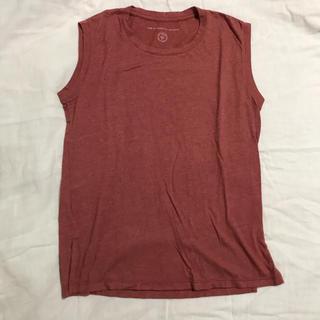 ユナイテッドアローズ(UNITED ARROWS)の新品未使用●○●ノースリーブ トップス●○●(Tシャツ(半袖/袖なし))