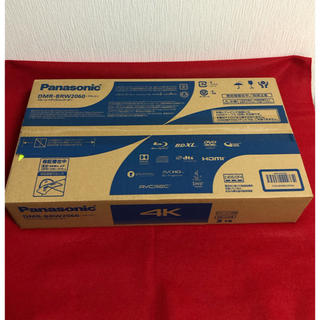 Panasonic - Panasonic ブルーレイ DIGA DMR-BRW2060  2TB