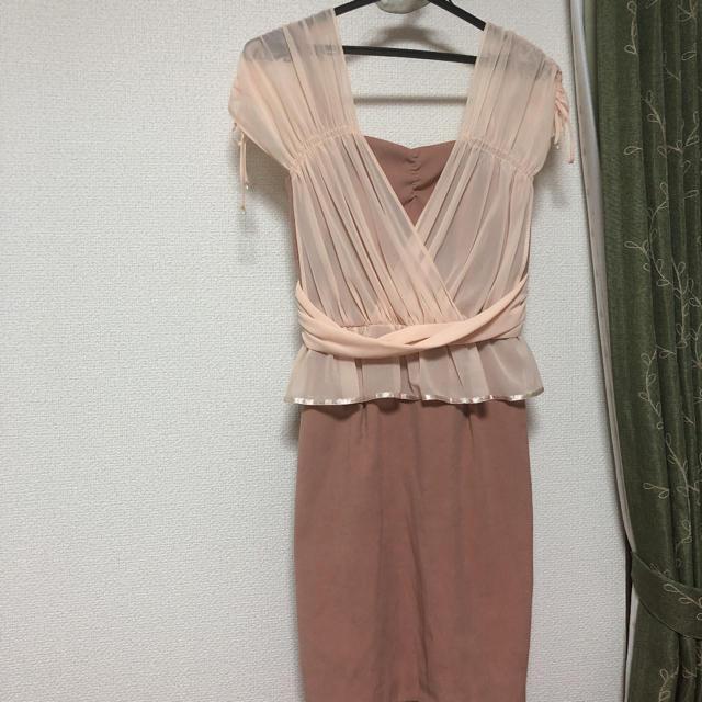 Lily Brown(リリーブラウン)の結婚式 ワンピース レディースのフォーマル/ドレス(ミディアムドレス)の商品写真
