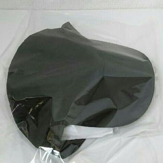 ハイク(HYKE)の新品未使用 HYKE   adidas キャップ ブラック(キャップ)