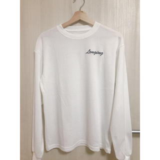 グレイル(GRL)のロゴロンT(Tシャツ(長袖/七分))