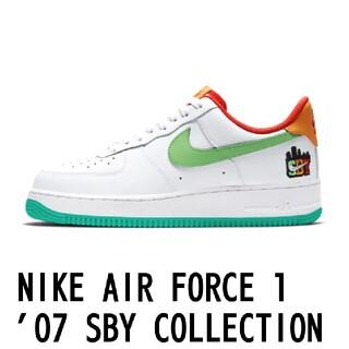 ナイキ(NIKE)の★国内正規品 28cm  NIKE AIR FORCE 1 '07 LE SBY(スニーカー)