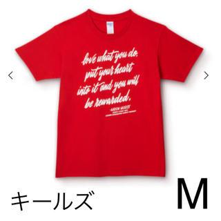 キールズ 限定 Tシャツ M 新品 レッド ANNICA LYDENBERG