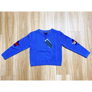 トミーヒルフィガー(TOMMY HILFIGER)の新品未使用 トミーヒルフィガー セーター ニット(ニット)