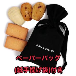 ディーンアンドデルーカ(DEAN & DELUCA)のDEAN&DELUCA ブラックプティフールバッグ 5pcs(菓子/デザート)
