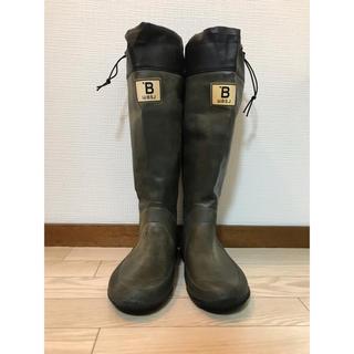 コールマン(Coleman)の日本野鳥の会 長靴 WBSJ  バードウォッチング レインブーツ 3L (長靴/レインシューズ)