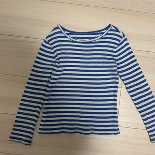 ベビーギャップ(babyGAP)のbaby GAP ボーダーカットソー(Tシャツ/カットソー)