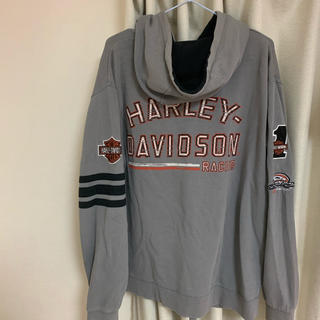 ハーレーダビッドソン(Harley Davidson)のHarley Davidson ハーレーダビットソン 古着 パーカー(パーカー)