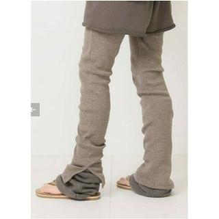 ドゥーズィエムクラス(DEUXIEME CLASSE)のDeuxieme Classeツイカ Jersey Slit leggins(レギンス/スパッツ)