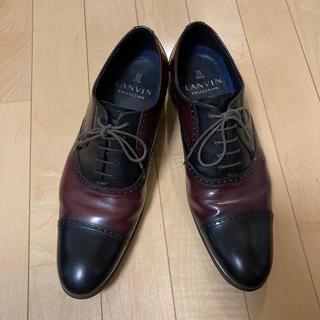 ランバンコレクション(LANVIN COLLECTION)のLANVIN COLLECTION ランバンコレクション 革靴 24.5cm(ドレス/ビジネス)