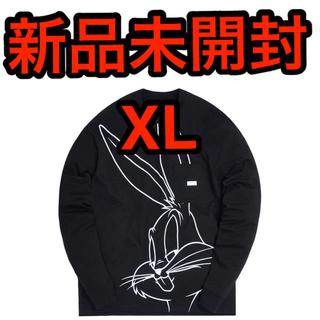 KITH X LOONEY TUNES BUGS L/S POCKETQUINN(Tシャツ/カットソー(七分/長袖))