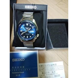 セイコー(SEIKO)のセイコーファイブ 限定モデル 未使用(腕時計(アナログ))