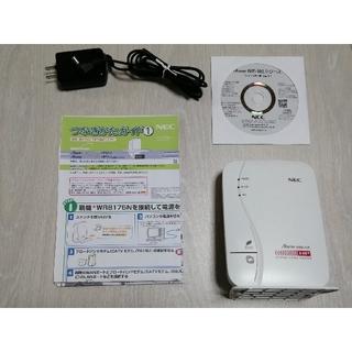 エヌイーシー(NEC)の無線LAN ルータ NEC Aterm PA-WR8175N-HP(PC周辺機器)