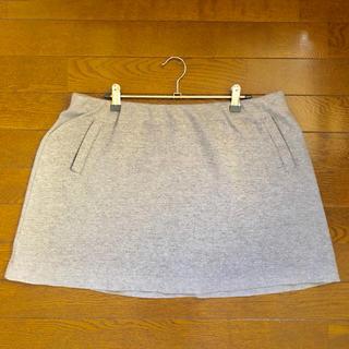 ギャップ(GAP)のGAP スカート (グレー)(ひざ丈スカート)