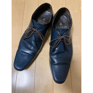 ランバンコレクション(LANVIN COLLECTION)のLANVIN COLLECTION ランバンコレクション 革靴 25.5cm(ドレス/ビジネス)