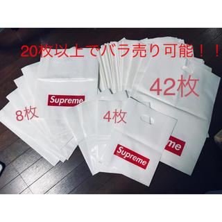 シュプリーム(Supreme)のsupreme シュプリーム ショッパー レジ袋 ボックスロゴ box logo(その他)