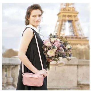 メゾンドフルール(Maison de FLEUR)のメゾンドフルール お財布ポシェット(ショルダーバッグ)