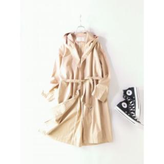 TOMORROWLAND - TOMORROWLAND 定価:38,880円 トレンチコート 裾汚れあり