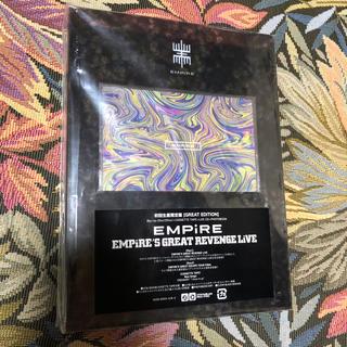 エンパイア(EMPIRE)のEMPiRE'S GREAT REVENGE LiVE 初回生産限定盤[GREA(ミュージック)